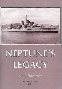 Neptune's Legacy by Nixie Taverner. Arcturus Press 2003