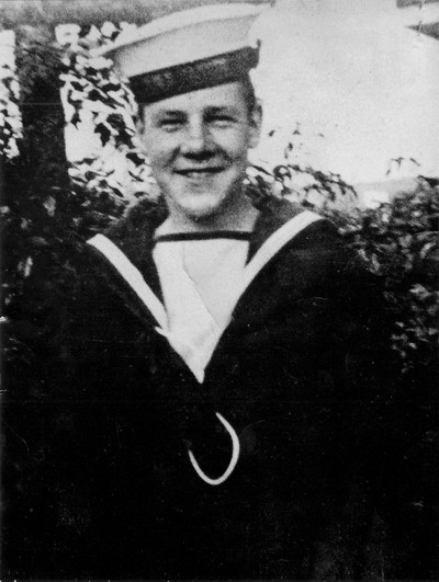 Boy Seaman John West