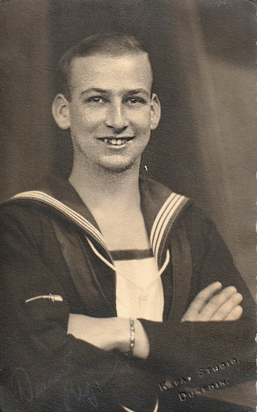 Reginald Cecil Gillan Inscribed on drawing \nOn the night of 19th December 1941, HMS Neptune was sunk by mines in Libyan waters. For New Zealand the deaths of 150 sailors was the single largest loss of life in World War 2. \n